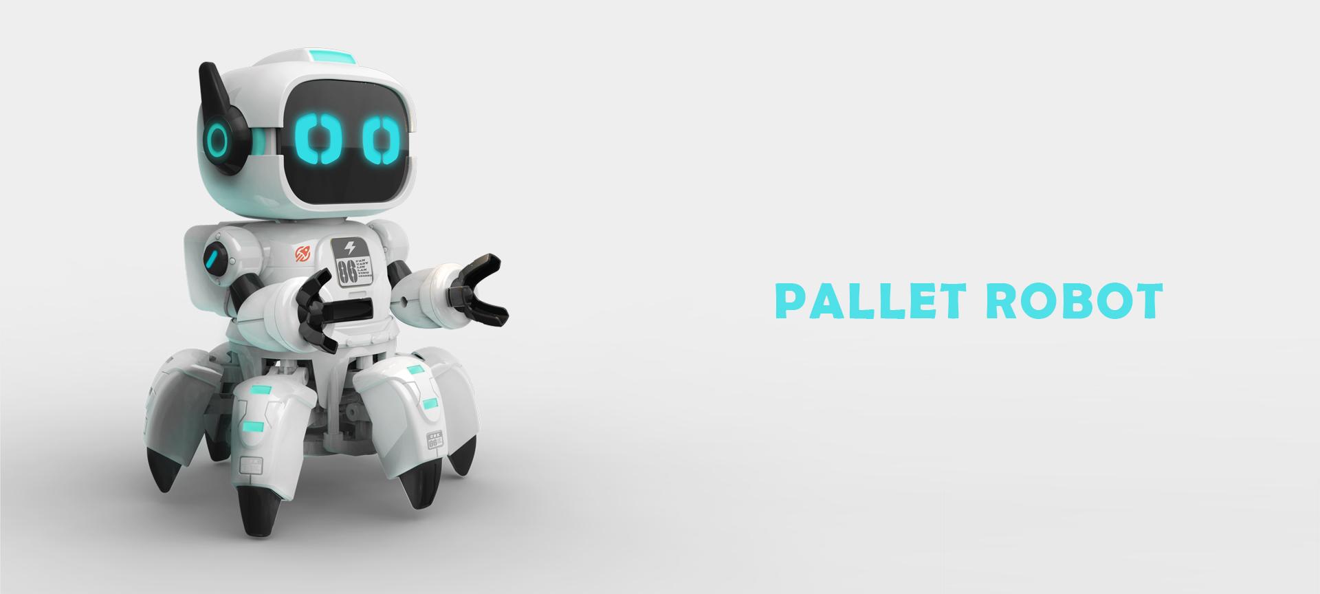 托盘机器人