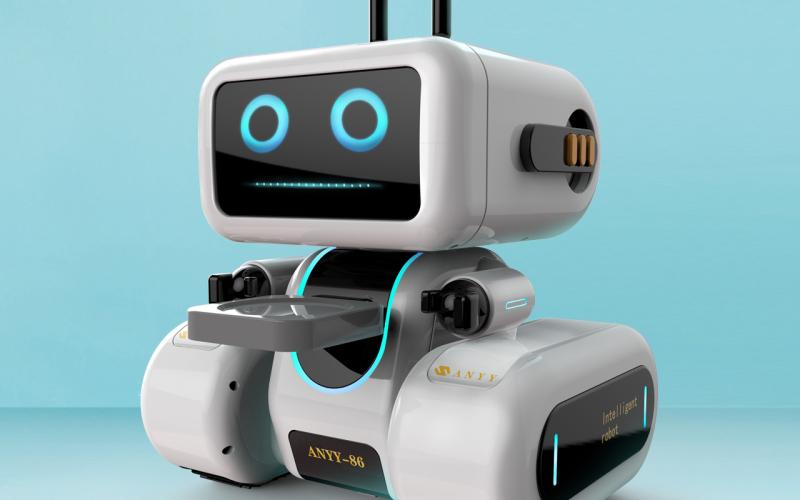 餐厅儿童服务机器人